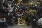 Mandela Homenagem Johanesburgo9