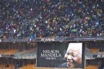 Mnadela Homenagem Johanesburgo