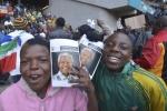 Mnadela Homenagem Johanesburgo 1