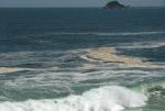 Espuma Praias RJ Banhistas 0289