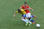 Brasi Chile Futebol Feminino 30