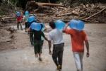 Enchente Itaoca calamidade 082