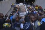 Mandela Homenagem Johanesburgo6