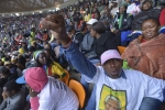 Mandela Homenagem Johanesburgo 11