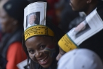 Mandela Homenagem Johanesburgo 12