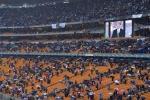 Mandela Homenagem Johanesburgo 23