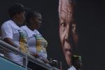 Mandela Homenagem Johanesburgo 4