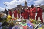Mandela Homenagem Pretoria 26