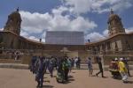 Mandela Homenagem Pretoria 30