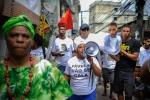 Caminhada Amarildo  UPP Rocinha 9650