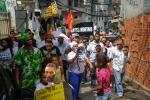 Caminhada Amarildo  UPP Rocinha 9651