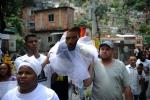 Caminhada Amarildo  UPP Rocinha 9652