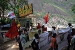 Caminhada Amarildo  UPP Rocinha 9653