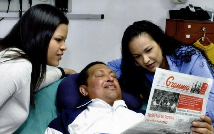 Venezuela divulga primeiras fotos de Chávez após cirugia