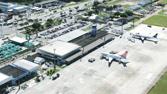 Aeroporto De Vitoria : Ebc custo de obras no aeroporto vitória é reduzido em