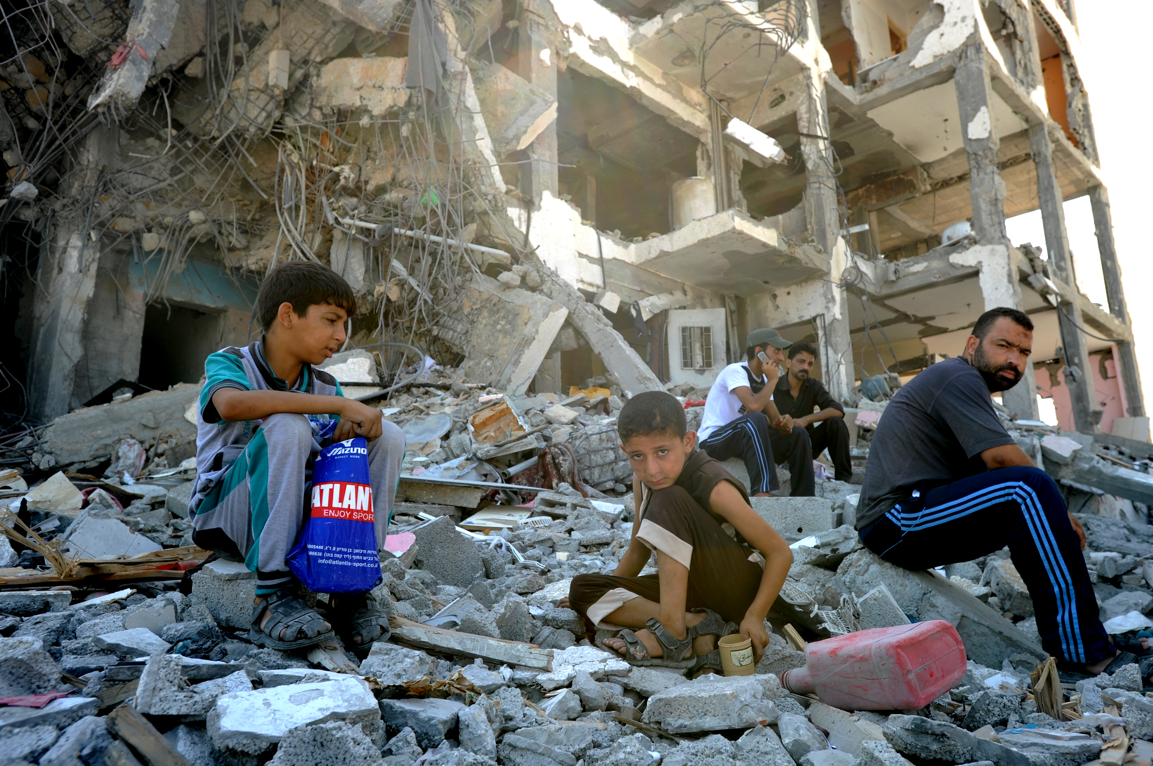 Unicef declara 2014 como o pior ano para a infância