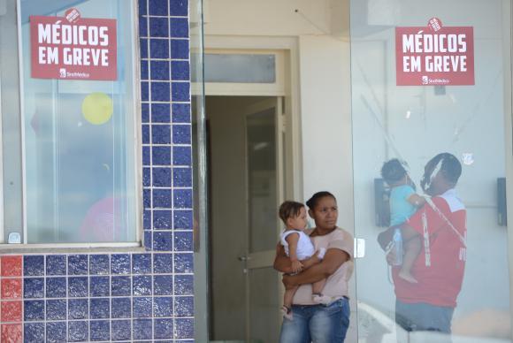 Terminada a greve, movimento nos hospitais do DF está menor que ... - EBC