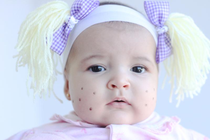 Ebc Aprenda A Fazer Um Enfeite De Lacinho Capirira Para Bebê