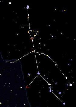Constelação do Homem Velho