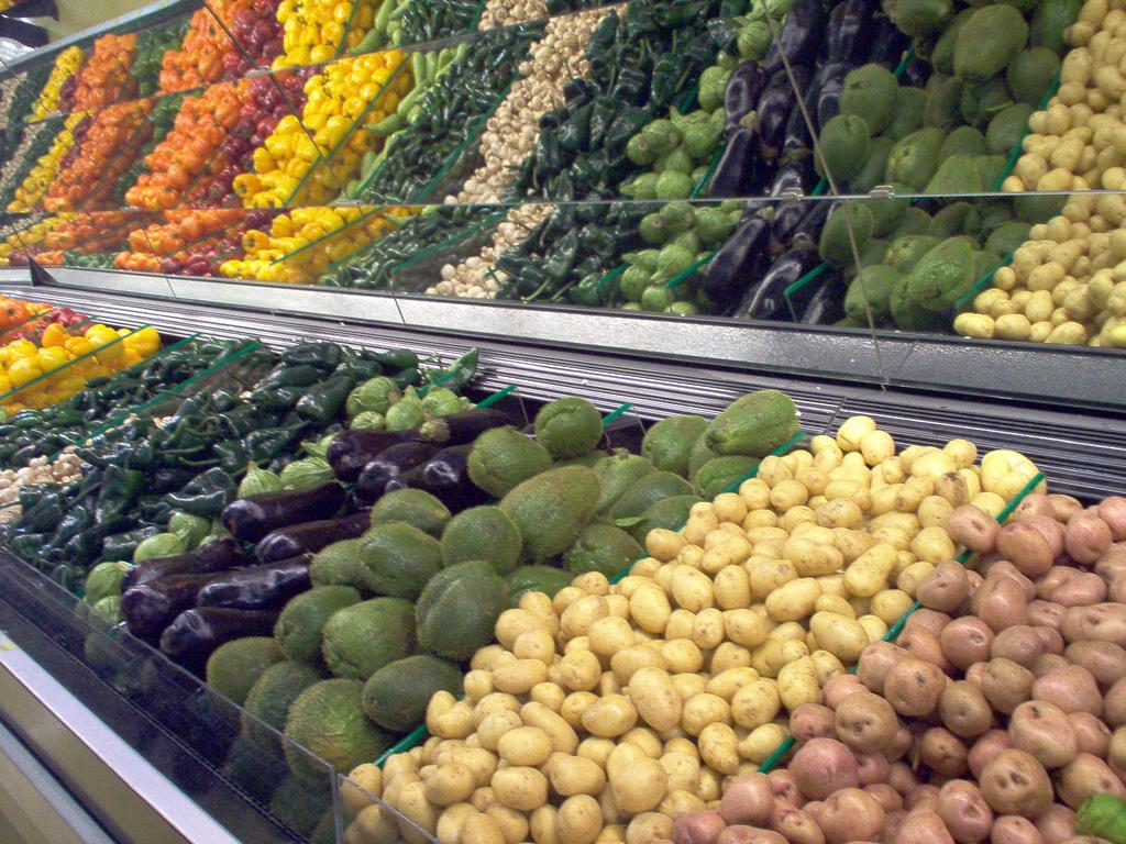 Preços dos alimentos no Brasil obteve ligeiro aumento em dezembro de 2013. Foto: Martha Silva/Creative Commons