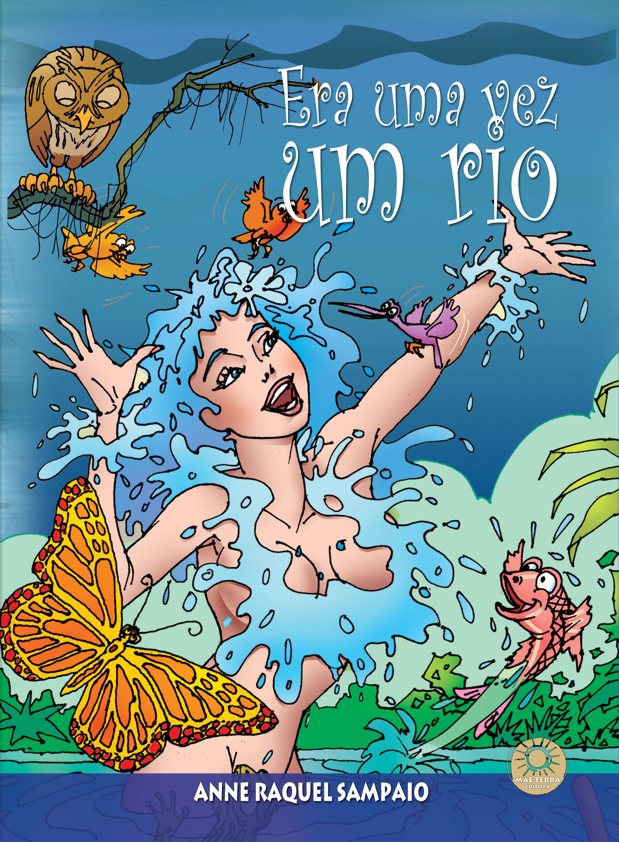 Preferência EBC | Livro infantil defende a preservação do meio ambiente EH06