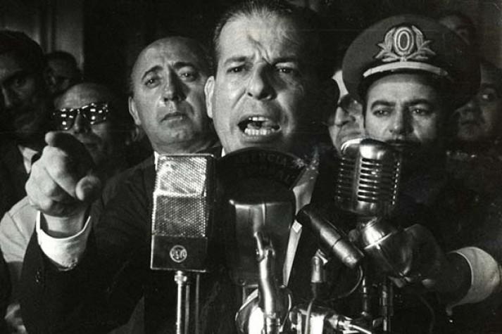 João Goulart discurso no Automóvel Clube em 30 de março de 1964