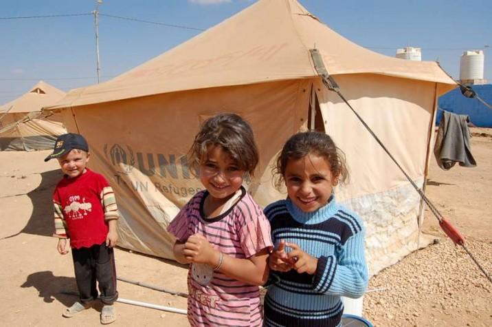 Campo de Refugiados Ain Al-Hilweh, no Líbano