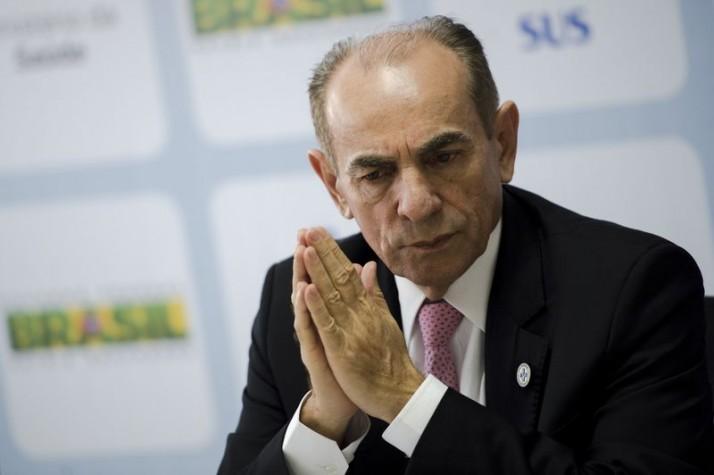 Ministro da Saúde, Marcelo Castro
