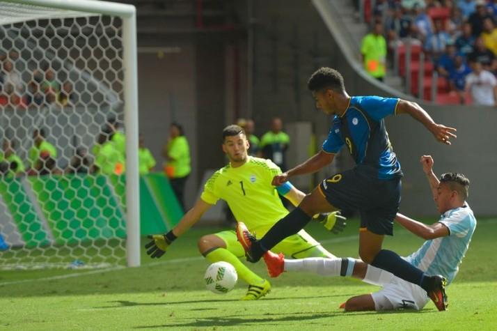 Argentina empata com Honduras e é eliminada na Rio 2016