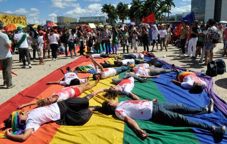 4ª Marcha Nacional contra a Homofobia