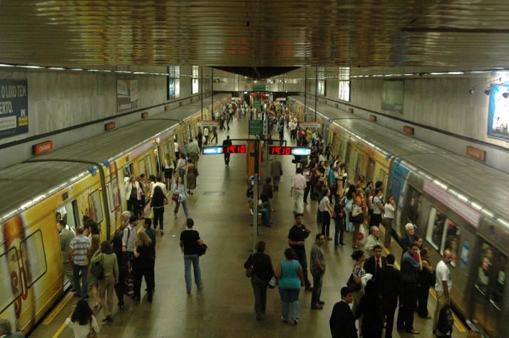 Metrô carioca