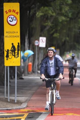 Fórum no Rio busca reforçar bicicleta como meio de transporte