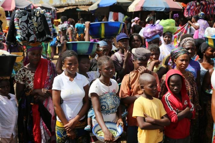 África, Guiné