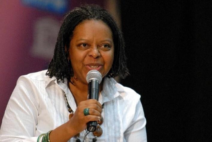 Brasília - A ministra da Secretaria Especial de Políticas de Promoção da Igualdade Racial, Matilde Ribeiro, fala na 2ª Conferênc