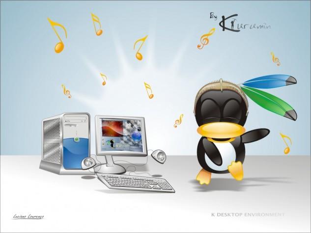 Pinguim brasileiro. O Kurumin foi o sistema operacional brasileiro que mais fez sucesso. Seu ápice foi entre 2001 e 2004