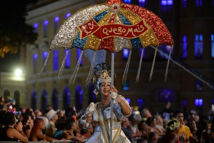 Encontro de blocos - Eu quero Mais - Carnaval do Recife