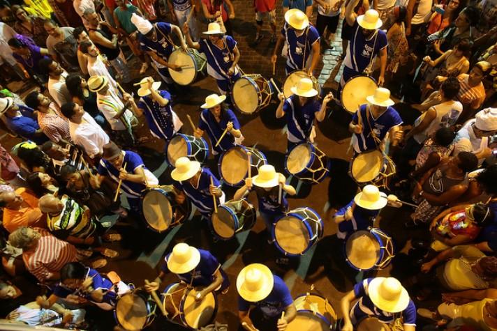 Noite dos tambores silenciosos