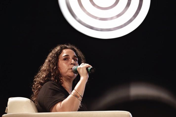 Karina Poli, pesquisadora da USP