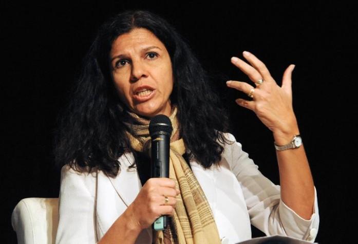 A presidente da Caixa Econômica Federal, Maria Fernanda Ramos Coelho