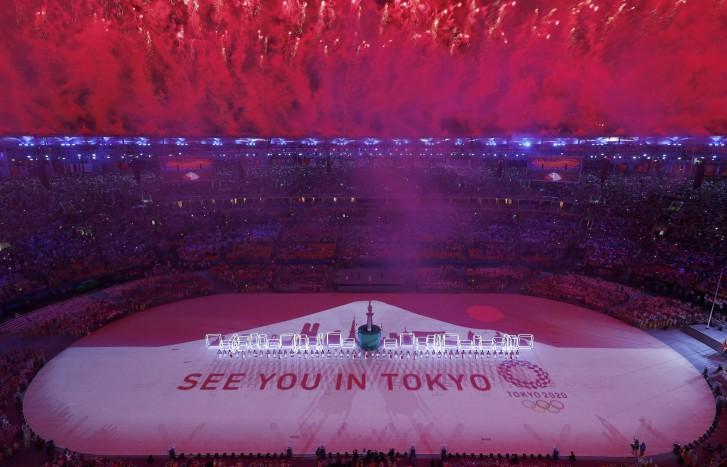 Reuters/Apresentação de Tóquio na Rio 2016/Fabrizio Bensch