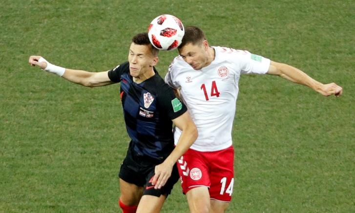 Croácia e Dinamarca jogam pelas oitavas de final da Copa do Mundo