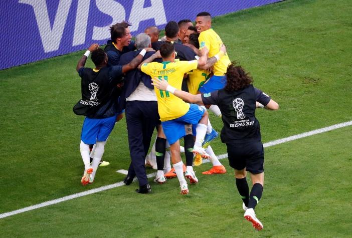 Brasil x México Copa do Mundo Rússia 2018
