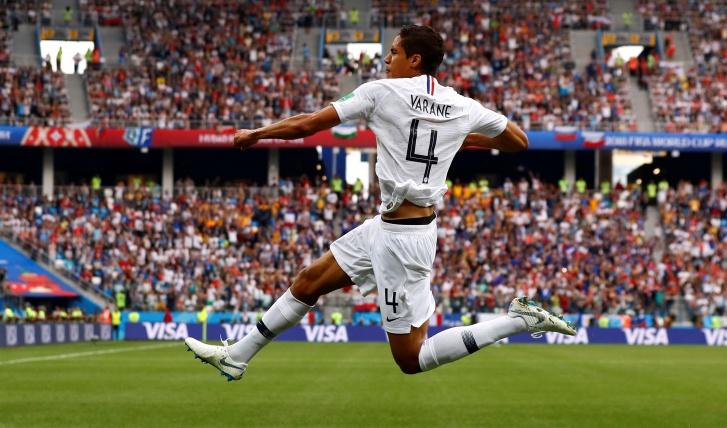 Uruguai x França Copa do Mundo 2018 Rússia