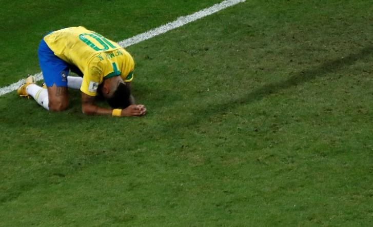 Brasil desclassificado da Copa 2018