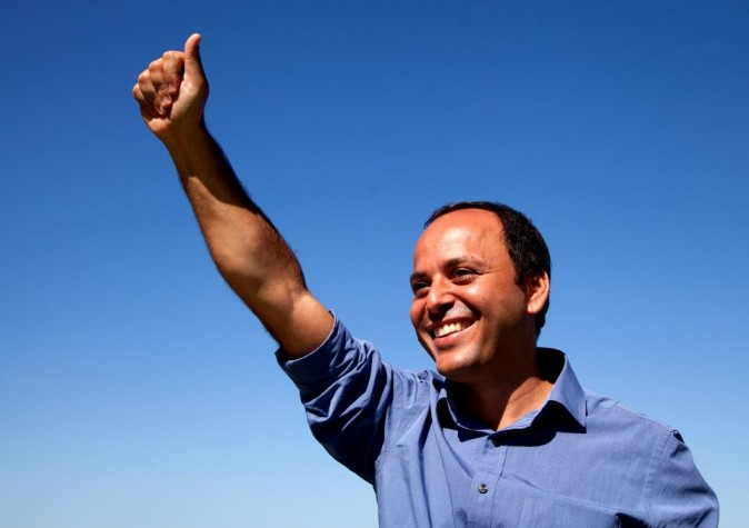 Rodrigo Neves (PT), candidato a prefeito em Niterói (RJ)