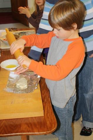 Crianças na cozinha 2
