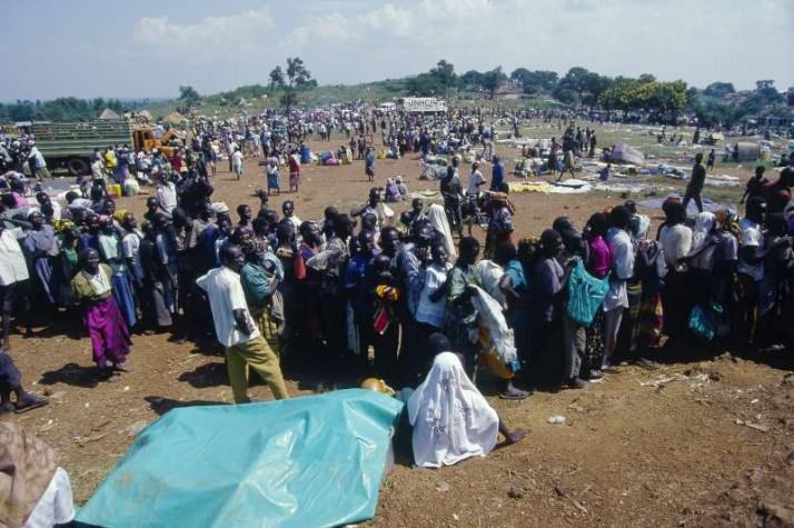 Campo de Refugiados Nakivale, Uganda
