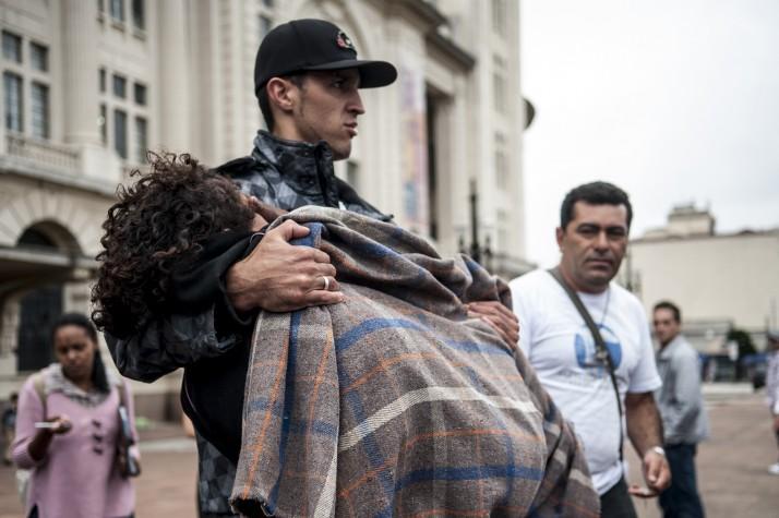 Internação compulsória de dependentes de drogas em São Paulo