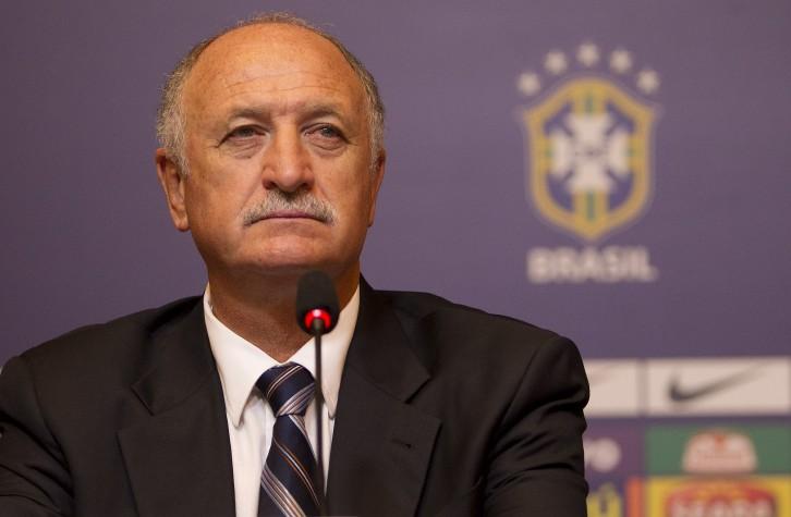 Felipão diz que é obrigação ganhar a Copa de 2014