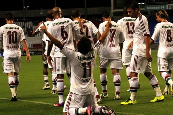 Fluminense estreia na Taça Libertadores contra Caracas